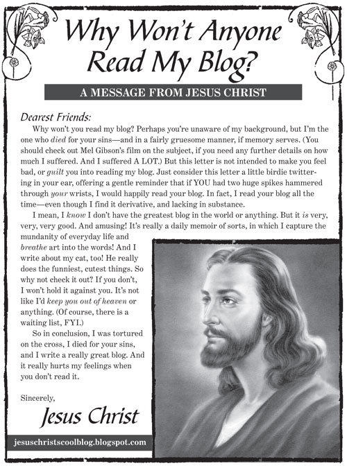 Jesusblog