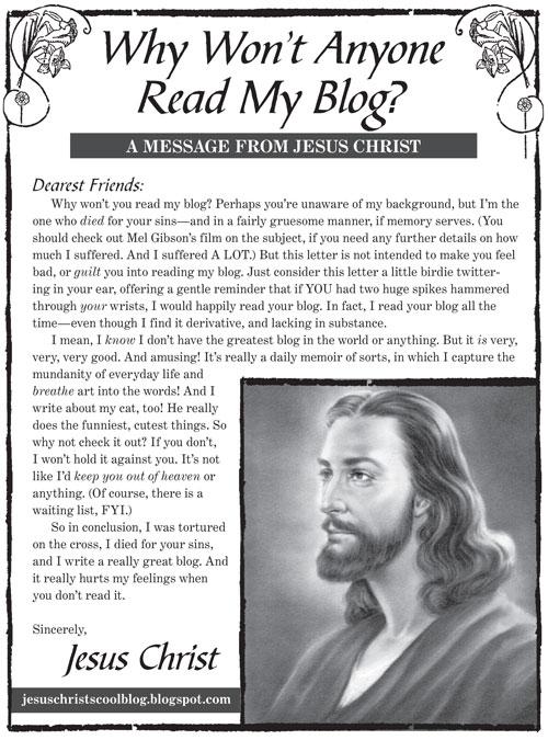 Jesusblog