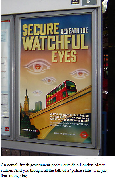 Watchful Eyes