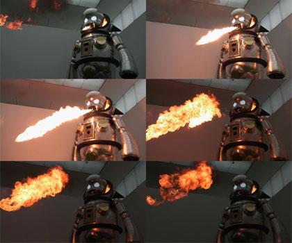 Firerobot