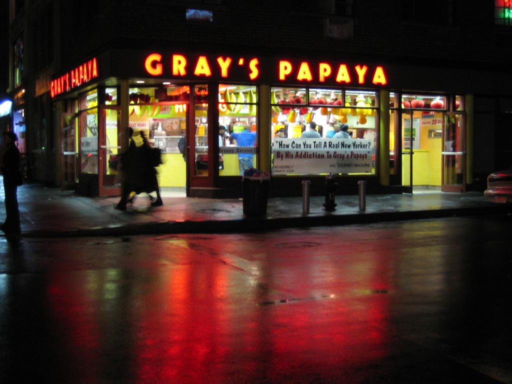 Grayspapaya