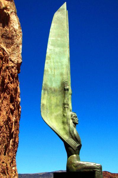 Hooverangel