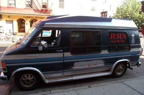 Jesusvan