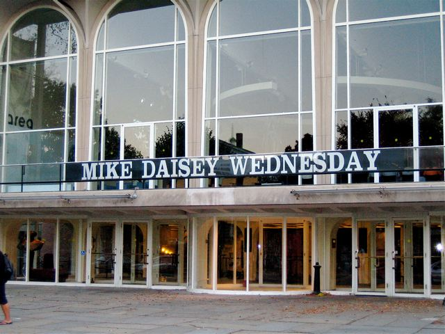 Mikedaiseywednesday