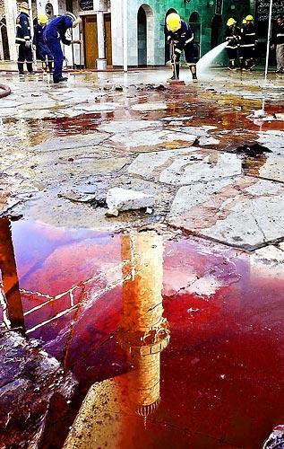 Minaretinblood
