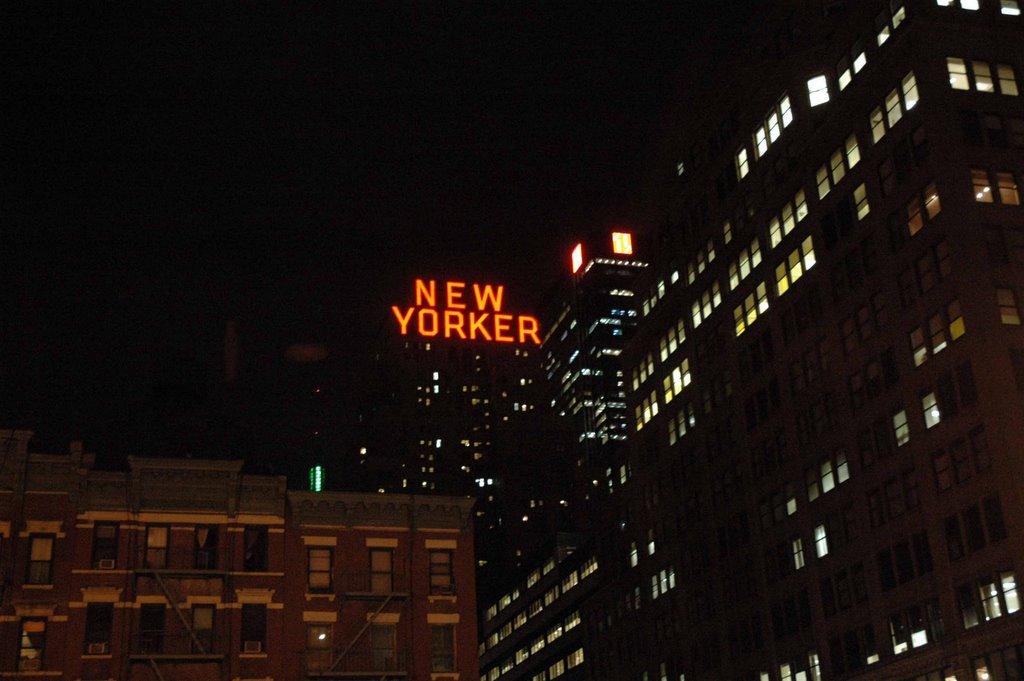 Newyorkersign