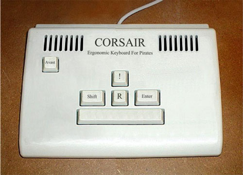 Piratekeyboard