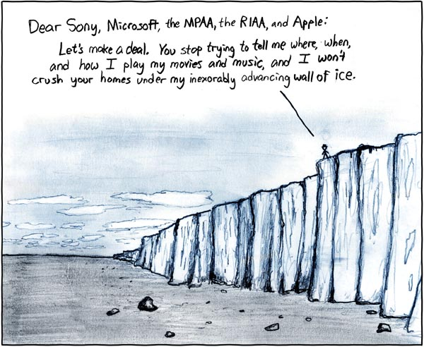 Sony Microsoft Mpaa Riaa Apple