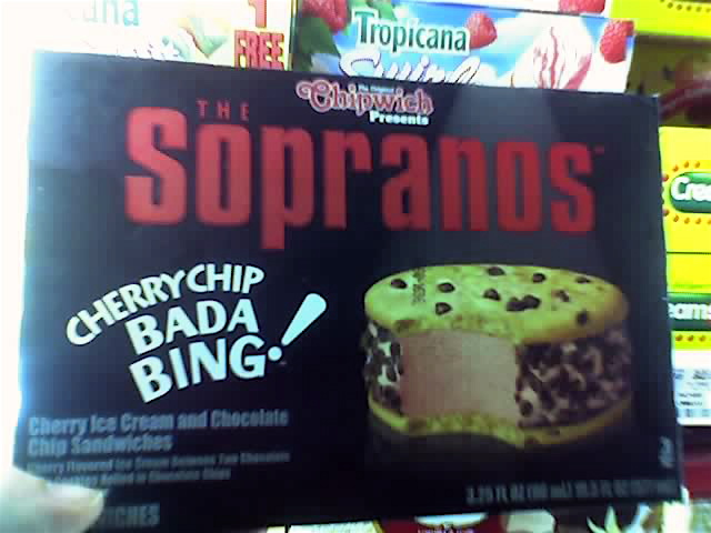 Sopranosicecream